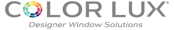 ColorLux Designer Window Solutions logo